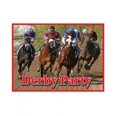 Kentucky Derby Flags and Garden - Yard Sign