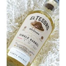 El Tesoro Reposado Single Barrel Tequila TPS Private Barrel