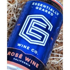 Essentially Geared Rose Wine