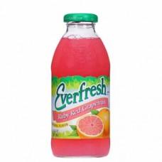 Everfresh Ruby Red Grapefruit Juice 16 oz.