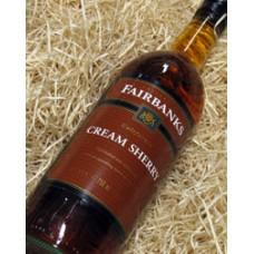 Fairbanks California Cream Sherry NV