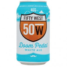 Fifty West Doom Pedal 12 Pack