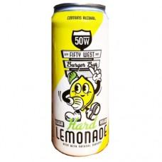Fifty West Hard Lemonade 16 oz.