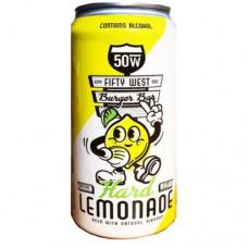 Fifty West Hard Lemonade 6 Pack