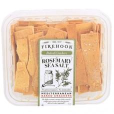 Firehook Rosemary Sea Salt Baked Crackers