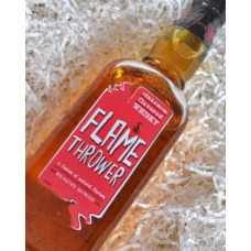 Flamethrower Cinnamon Flavored Whiskey