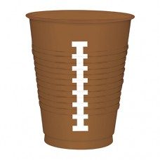 Football Plastic Cups