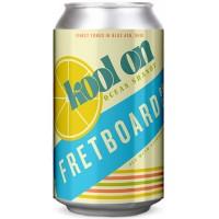 Fretboard Kool On 6 Pack