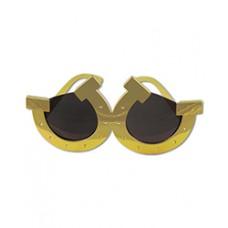 Kentucky Derby Wearable-Horseshoe Glasses