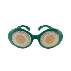 Casino Roulette Wheel Glasses