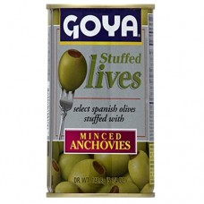 Goya Olives Stuffed With Minced Anchovy