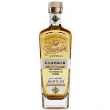 Grander Toasted Oak Panama Rum TPS Private Barrel