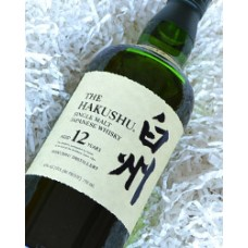The Hakushu Single Malt Japanese Whisky