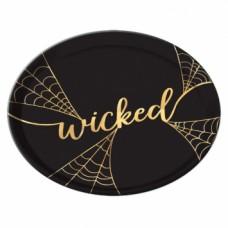 Wicked Round Platter