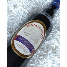 Hamilton Navy Strength Rum