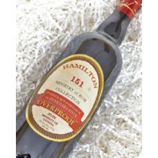 Hamilton 151 Overproof Demerara Rum