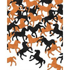 Kentucky Derby Decorations - Horse Confetti