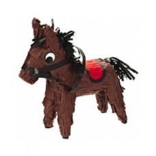 Kentucky Derby Decorations - Horse Pinata (Small)