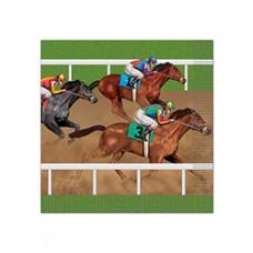 Kentucky Derby Tableware-Horse Racing Luncheon Napkin