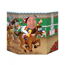 Kentucky Derby Decorations - Horse Race Photo Prop