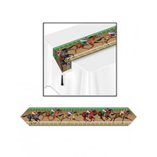 Kentucky Derby Tableware - Horse Racing Table Runner