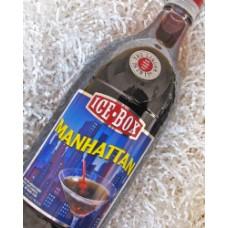 Ice Box Pre-Mixed Cocktails Manhattan