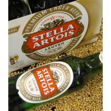 Stella Artois Premium Lager Beer
