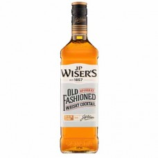 Wiser's Old Fashioned Whiskey Cocktail