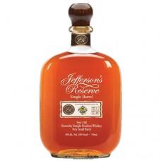 Jefferson's Reserve Very Old Bourbon TPS Private Barrel