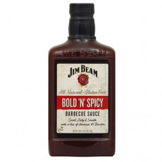 Jim Beam Bold N Spicy Barbecue Sauce