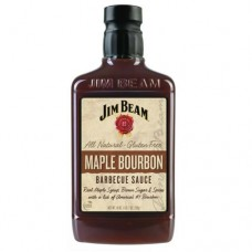 Jim Beam Maple Bourbon Barbecue Sauce