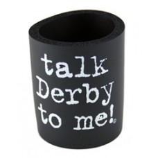 Kentucky Derby Drinkware - Can Holder Talk Derby To Me