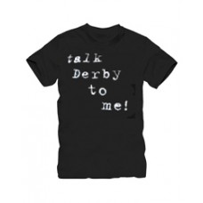 Kentucky Derby T-Shirt - Talk Derby To Me XL