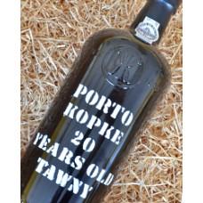 Porto Kopke 20 yr. Tawny