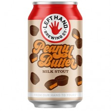 Left Hand Peanut Butter Milk Stout 6 Pack