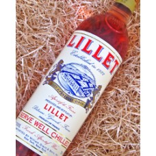 Lillet Rose French Aperitif Wine