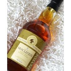 Macleod's Single Malt Speyside Scotch Whisky