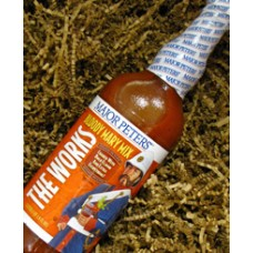 Major Peters The Works Bloody Mary Mix 1.0 l