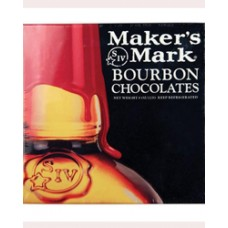 Kentucky Derby Edibles - Maker's Mark Chocolate Bourbon Balls 8 oz