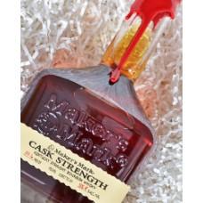 Maker's Mark Bourbon Cask Strength Engraved