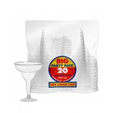 Big Party Pack Margarita Glasses