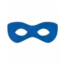 Blue Super Hero Mask