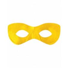 Yellow Super Hero Mask