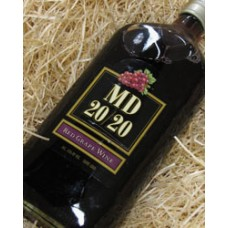 Md 20/20 Red Grape Wine