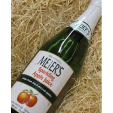 Meier's Sparkling Apple Juice Non-Alcoholic