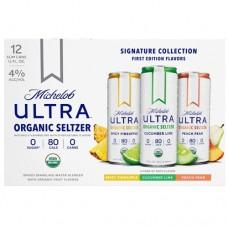 Michelob Ultra Organic Seltzer Variety 12 Pack