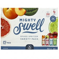 Mighty Swell Spiked Seltzer Variety 12 Pack