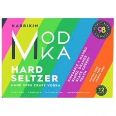 Karrikin Modka Hard Seltzer Variety 12 Pack