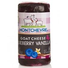 Montchevre Blueberry Vanilla Fresh Goat Cheese Log