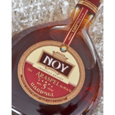 Ararat Noy Armenian Brandy 5 yr.